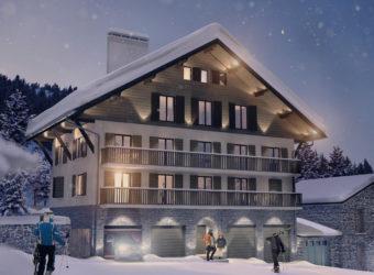 Appartement 2 pièces de 52m2 à Orelle – 3 Vallées – Savoie (73)