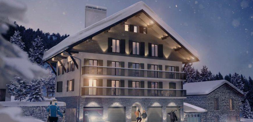 Appartement 3 pièces de 64m2 à Orelle – 3 Vallées – Savoie (73)