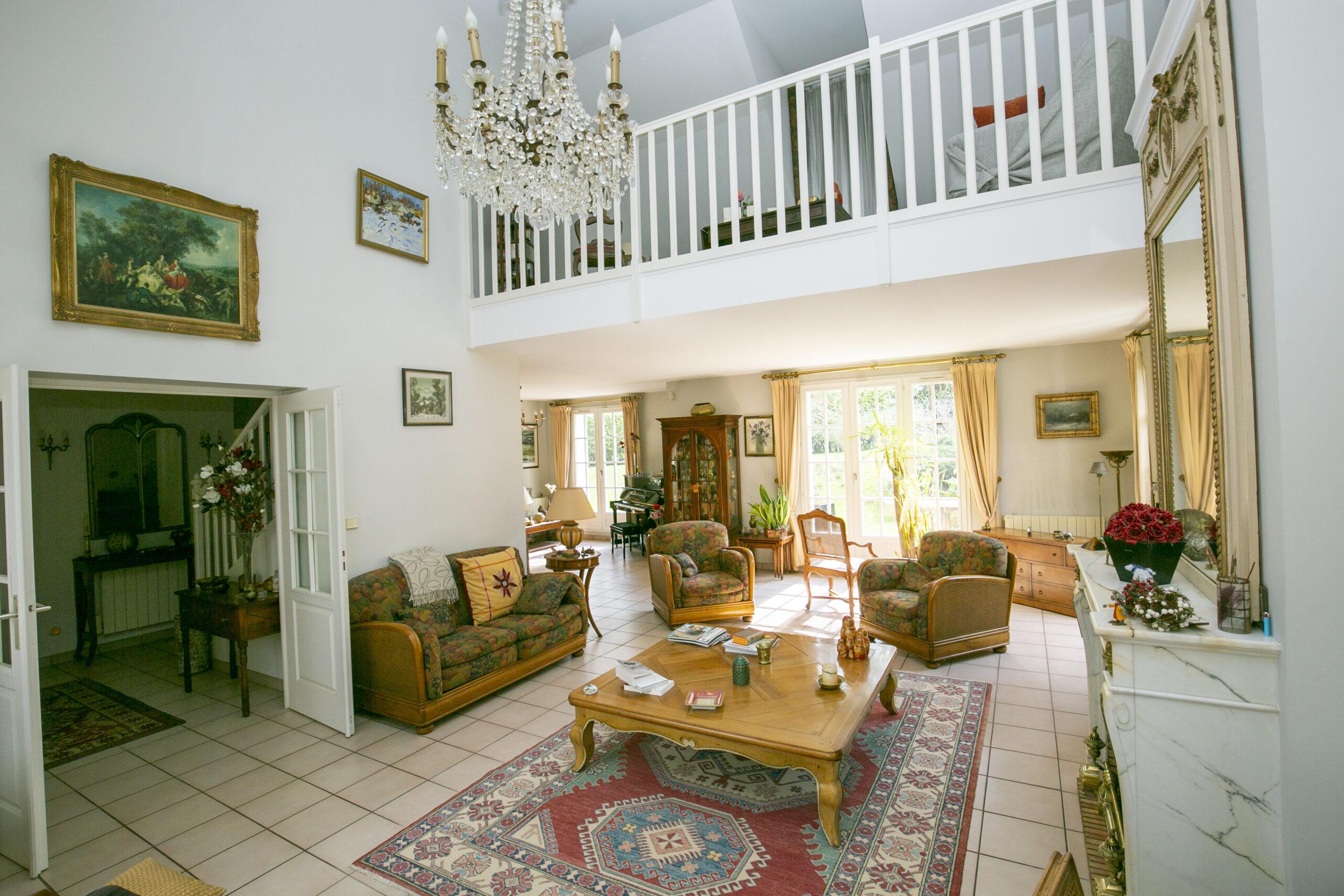Maison 6 pièces – 162 m² – St Rémy les Chevreuse – Yvelines -78