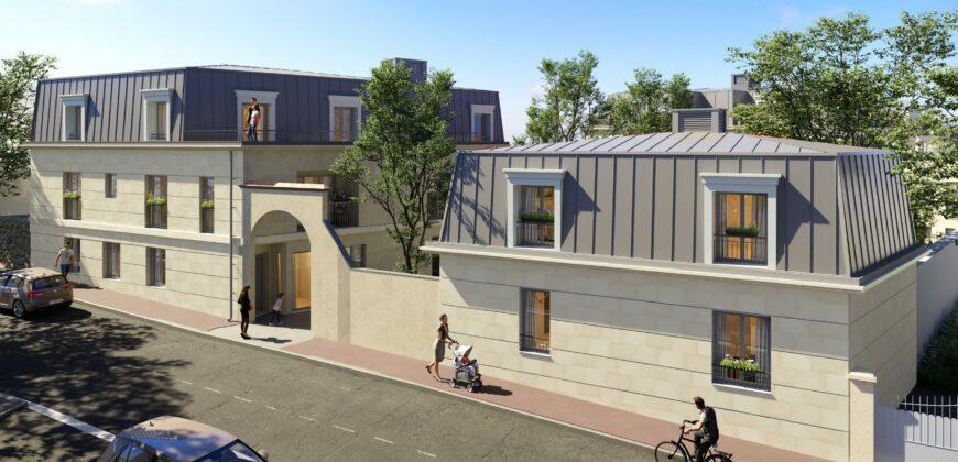 Appartement – 2 pièces – 40,28m² – Montesson – Yvelines (78)