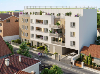 Appartement – 2 pièces – 39,35m² – Villepinte – Seine-Saint-Denis (69)
