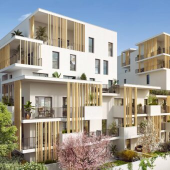 Appartement – 2 pièces – 42 m2 – Villeurbanne – Rhône (69)